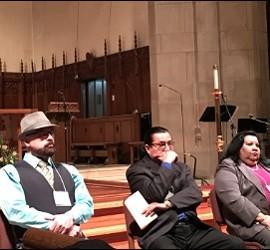 Hispanos y teólogos, juntos en Boston