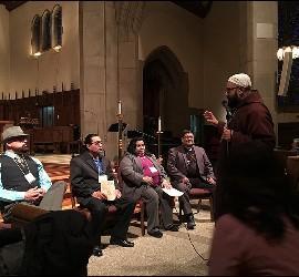 Católicos hispanos, en Boston