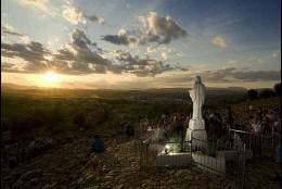 La Virgen de Medjugorje