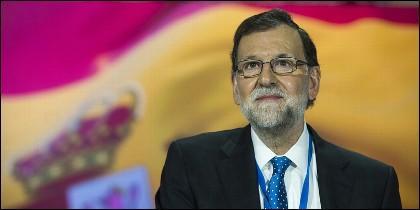 Mariano Rajoy, líder del PP y presidente del Gobierno de España.
