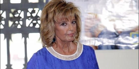 María Teresa Campos sigue en forma.