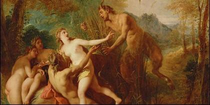 """Celebrada el 15 de Febrero, Lupercalia (conocida como la """"fiesta de licencia sexual"""") fue alimentada por los antiguos romanos."""