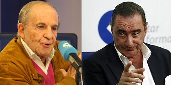 José María García y Carlos Herrera.