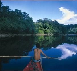 La REPAM, con la Amazonia