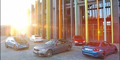 BMW innovación