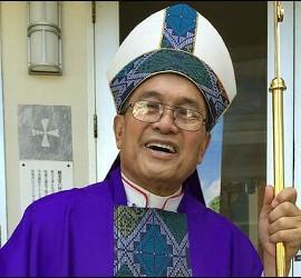 Anthony S. Apuron, arzobispo de Agana (Guam) acusado de abusos