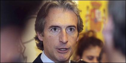 El ministro de Fomento, Iñigo de la Serna.