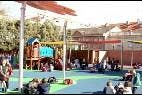 Patio del Colegio La Inmaculada de los escolapios en Getafe