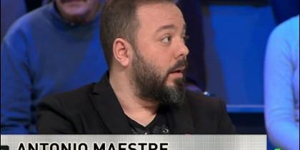 Antonio Maestre.