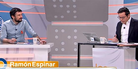 Espinar y Martín.