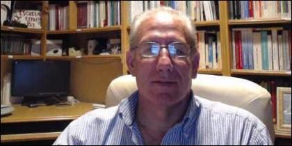 Prof. Dr. D. Fernando Peñafiel Martínez, Facultad de Ciencias de la Educación, Granada.