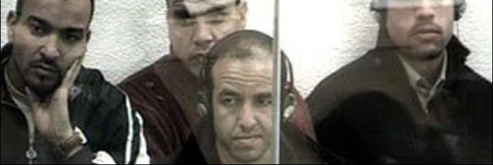 Otman el Gnaoui, 'Mohamed el Egipcio', Youssef Belhadj y Abdelmajid Bouchar, terroristas del 11M.