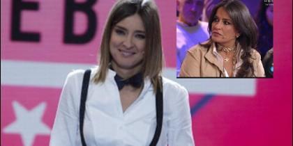 Sandra Barneda y Aída Nízar.