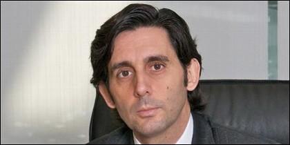 José María Álvarez-Pallete, el presidente de Telefónica.