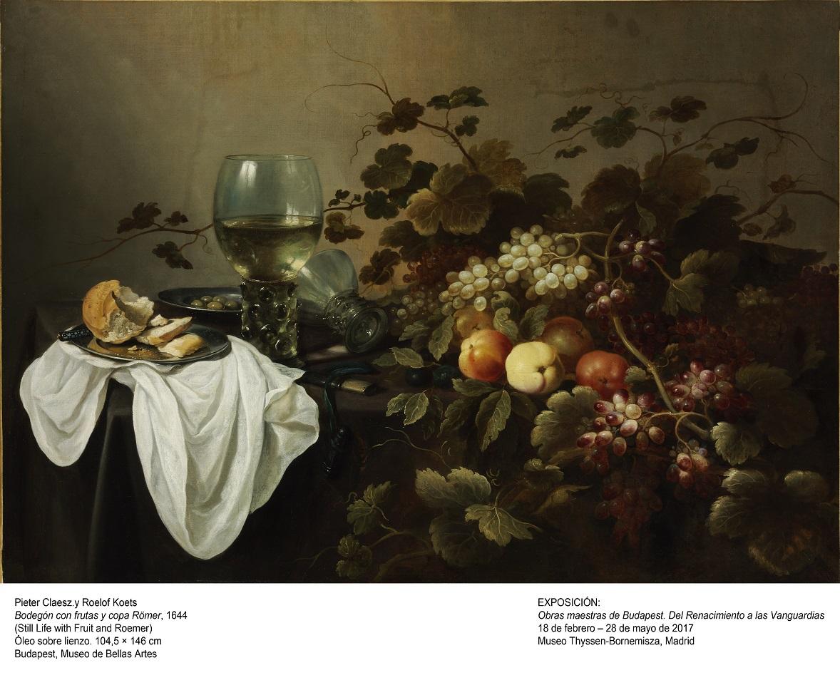 Obras maestras de Budapest - Museo Thyssen