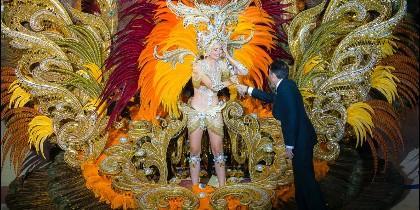 Judit López García, Reina del Carnaval Tenerife 2017
