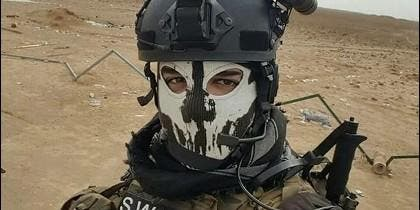 Guerra en Irak