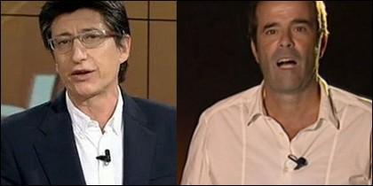 Juan Carlos Rivero y Paco Grande.