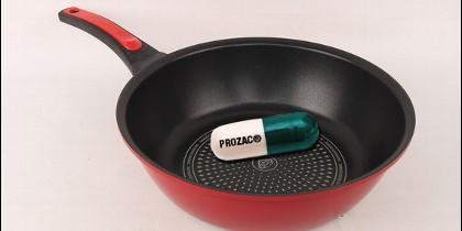 Fármacos como el Prozac incorporan en su estructura átomos de flúor