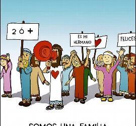 Jesús, y sus Followers