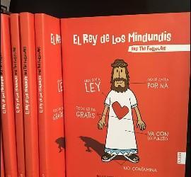 Ejemplares de El Rey de los Mindundis