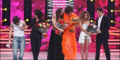 Semifinal de 'Tu cara me suena 5' (A3).