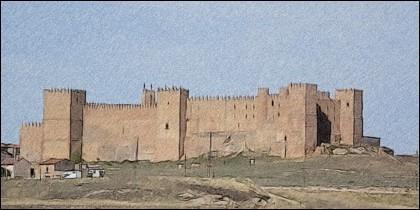 Castillo-parador de Sigüenza.