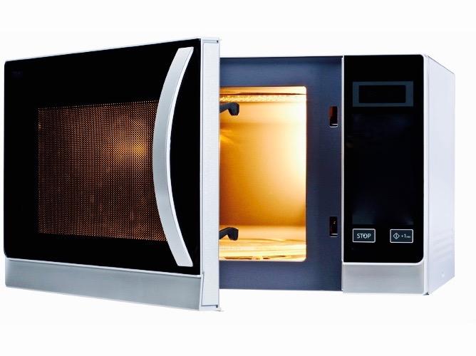 Los peligros de recalentar la comida en el microondas for Comidas hechas en microondas
