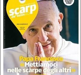 Entrevista del Papa a la revista de Cáritas de Milán