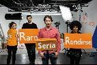 Eduardo Noriega protagoniza el corto #RaroSeríaRendirse
