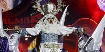La Virgen Drag de Las Palmas