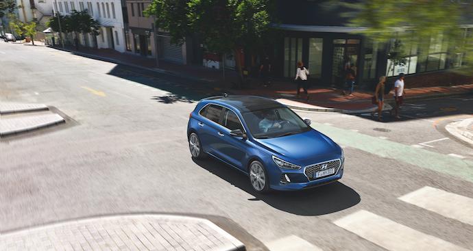 Hyundai i30 SC