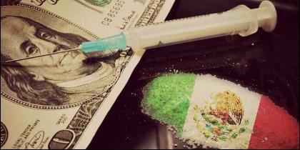 EEUU, un país consumido por la heroína y los opiáceos con México como suministrador.