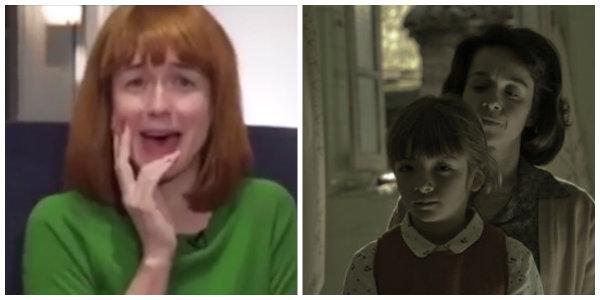 Miren Gaztañaga, la actriz de 'El Guardian Invisible' que llamó 'catetos' a los españoles.