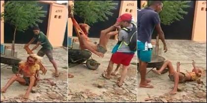 El linchamiento de Dandara do Santos