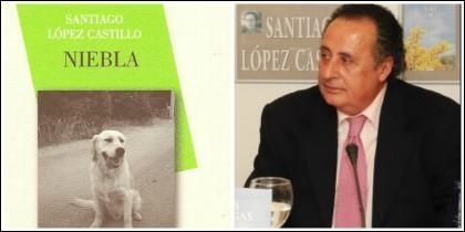 Portada de 'Niebla', libro de López Castillo.