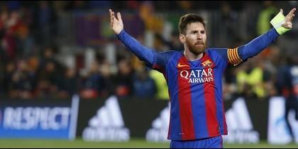 Así se retiró Messi del Camp Nou: 'No salimos más de acá'