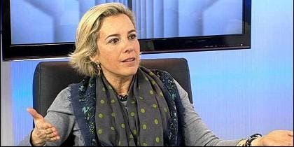 Adela Martínez-Cachá, consejera de Agricultura, Agua y Medio Ambiente de Murcia.