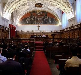 Conferencia de Jesús Sánchez Adalid en la UPSA