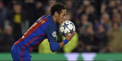 La estrella inesperada que se coló en la fiesta de Neymar tras el 6-1