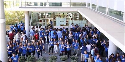 'Día Azul' 2017 de Loyola Andalucía