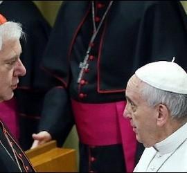 ¿Enfrentamiento entre el Papa y Müller?