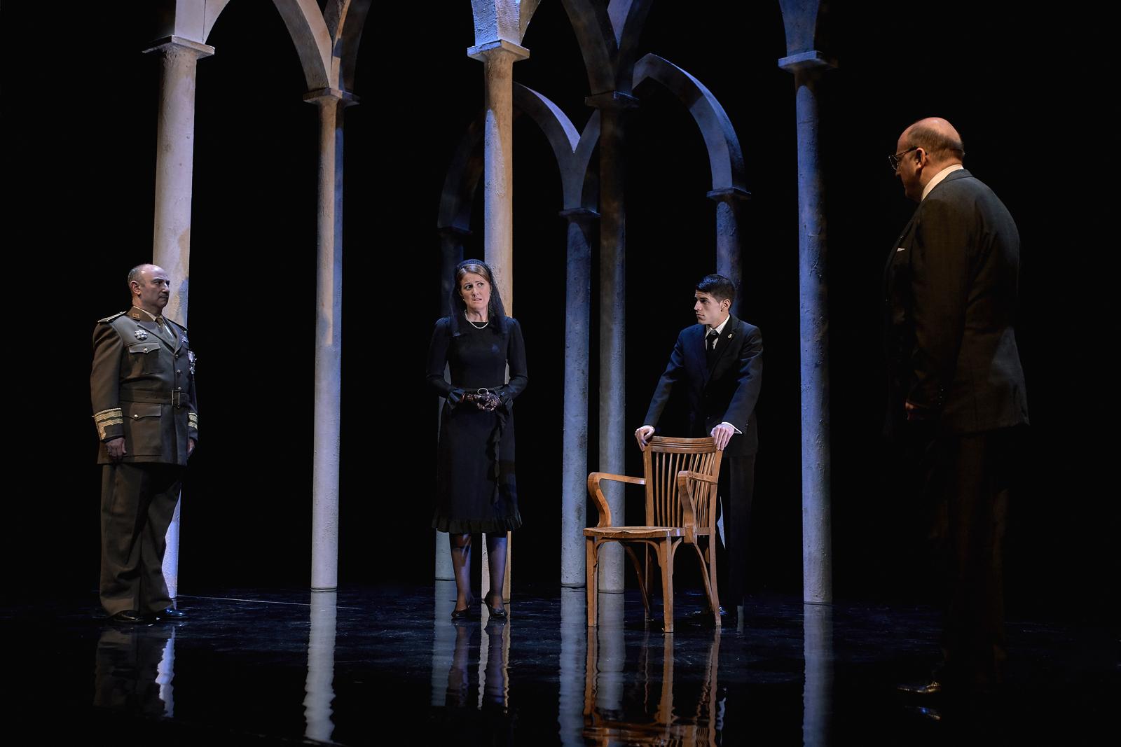 La judía de Toledo - Teatro de la Comedia