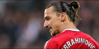 La oferta de récord para sacar a Ibrahimovic de Manchester United