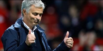La reunión secreta del Manchester de Mourinho para 'reventar' el mercado con un fichaje