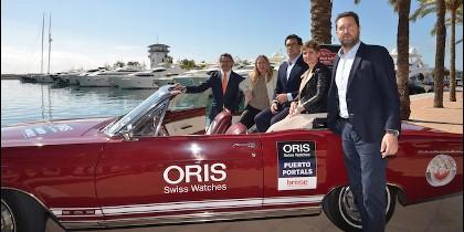 XII Oris Rally clásico