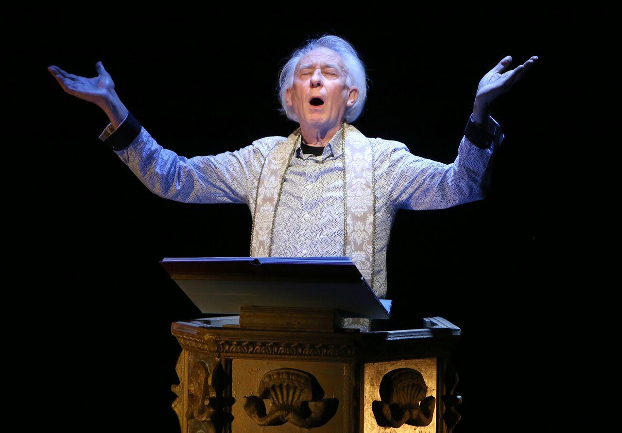 El sermón del bufón - Teatros del Canal