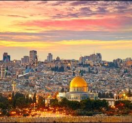 Jerusalén, ciudad santa, ¿capital de dos Estados?