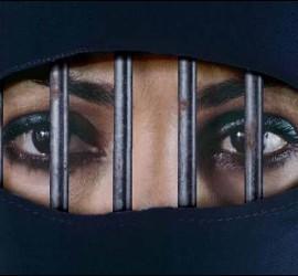 El velo islámico como cárcel para la mujer.