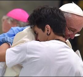El papa y la misericordia